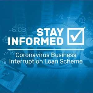 Coronavirus Business Iterruption Loan Scheme